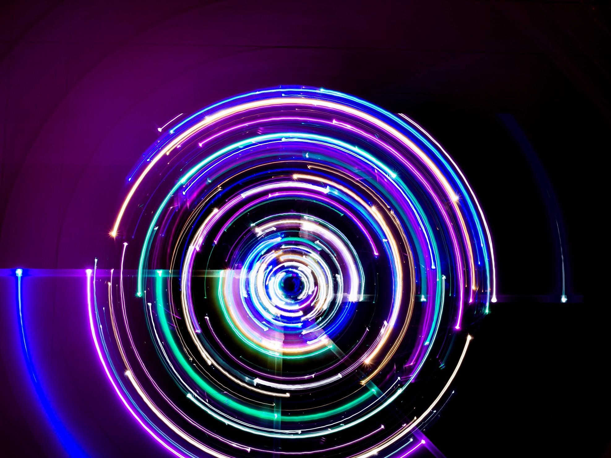Luz fluorescente vs Luz led