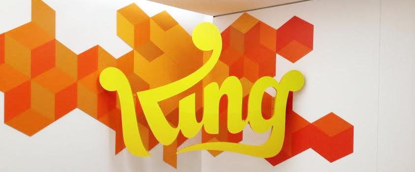 King, nuevo cliente de Rótulos Tecneplas